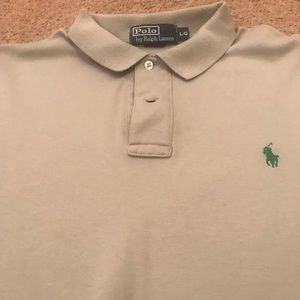 Polo by Ralph Lauren Size Large Polo Shirt